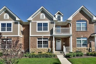 1412 Cornerstone Place, Schaumburg, IL 60193 - #: 10013081