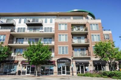 100 S Emerson Street UNIT 410, Mount Prospect, IL 60056 - MLS#: 10013095