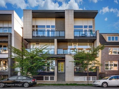 1816 N California Avenue UNIT 3N, Chicago, IL 60647 - MLS#: 10013224