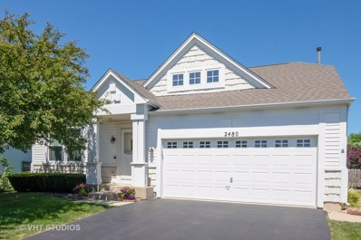 2480 Wexford Lane, Lake In The Hills, IL 60156 - #: 10013234