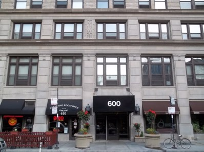 600 S Dearborn Street UNIT 207, Chicago, IL 60605 - MLS#: 10013283