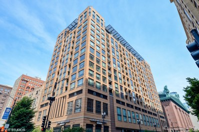 520 S State Street UNIT 1210, Chicago, IL 60605 - MLS#: 10013679