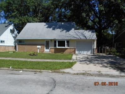 410 Westgate Drive, Park Forest, IL 60466 - MLS#: 10013691
