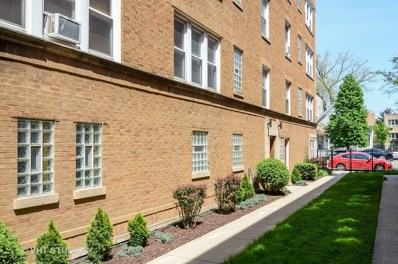 4892 N ASHLAND Avenue UNIT 1E, Chicago, IL 60640 - MLS#: 10013967