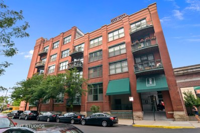 1000 W Washington Boulevard UNIT 538-539, Chicago, IL 60607 - #: 10014022