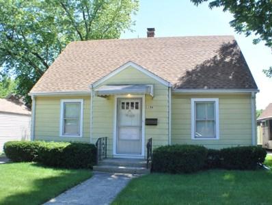 1156 Oneida Street, Joliet, IL 60435 - MLS#: 10014070