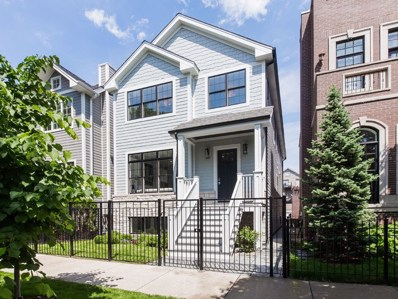 2933 N Seeley Avenue, Chicago, IL 60618 - MLS#: 10014079