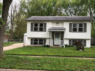 1910 Plateau Avenue, Loves Park, IL 61111 - #: 10014175