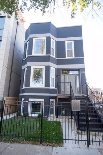 2536 N Linden Place, Chicago, IL 60647 - MLS#: 10014199