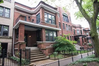 1248 W Cornelia Avenue, Chicago, IL 60657 - MLS#: 10014289