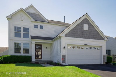 2630 Stanton Circle, Lake In The Hills, IL 60156 - #: 10014294