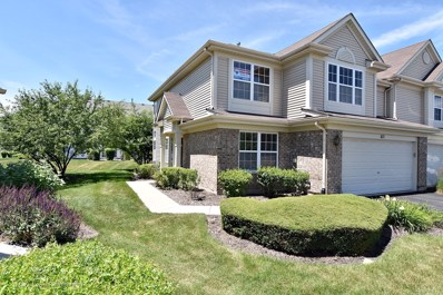 671 Yorkshire Lane UNIT 671, Pingree Grove, IL 60140 - MLS#: 10014535