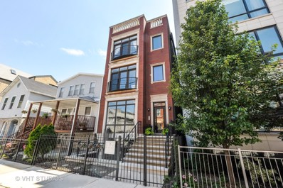 1517 W Fry Street UNIT 2, Chicago, IL 60642 - MLS#: 10014635
