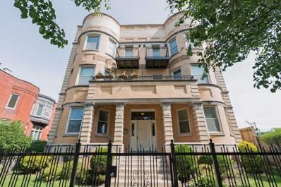 512 E Oakwood Boulevard UNIT 3, Chicago, IL 60653 - MLS#: 10014711