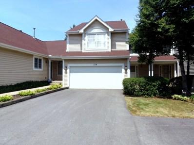 124 Neville Court UNIT 124, Bloomingdale, IL 60108 - MLS#: 10014742
