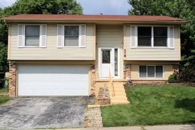 216 Huntingwood Road, Matteson, IL 60443 - #: 10014813