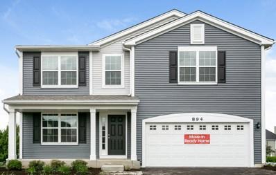 894 Heartland Park Lane, Antioch, IL 60002 - MLS#: 10014826