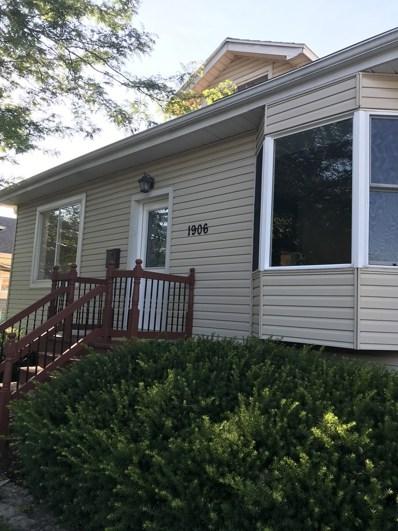 1906 Cedar Road, Homewood, IL 60430 - MLS#: 10014897