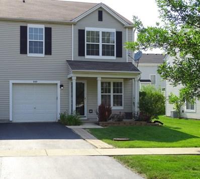 989 W Savannah Drive, Romeoville, IL 60446 - MLS#: 10015178