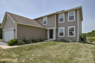 1526 Fox Sedge Trail, Woodstock, IL 60098 - MLS#: 10015250