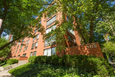 1115 S Plymouth Court UNIT 114, Chicago, IL 60605 - MLS#: 10015383