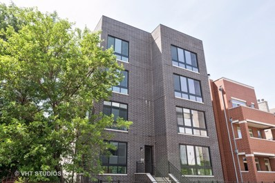 1618 N Bosworth Avenue UNIT 3S, Chicago, IL 60642 - MLS#: 10015603