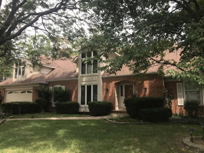 8143 Kathryn Court, Burr Ridge, IL 60527 - MLS#: 10015823