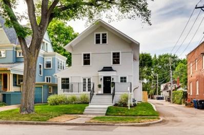 321 Hamilton Street, Evanston, IL 60202 - MLS#: 10015863