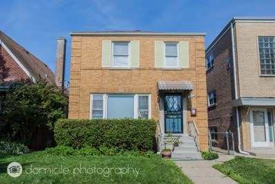 6050 N Oakley Avenue, Chicago, IL 60659 - #: 10016096