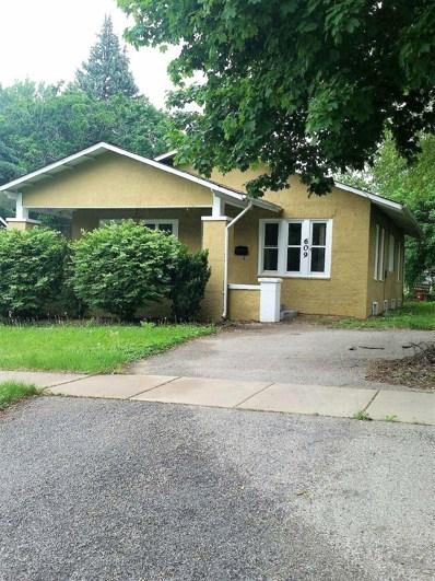 609 W Prairie Street, Marengo, IL 60152 - #: 10016105