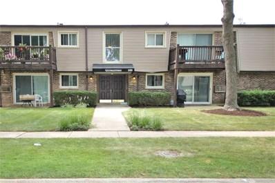 330 N Carter Street UNIT 101, Palatine, IL 60067 - MLS#: 10016134