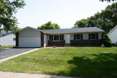 1408 N Scully Drive, Mchenry, IL 60050 - MLS#: 10016309