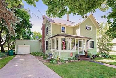 11809 Prairie Avenue, Hebron, IL 60034 - #: 10016365