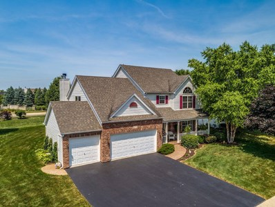 575 Yellowstone Lane, Yorkville, IL 60560 - MLS#: 10016483