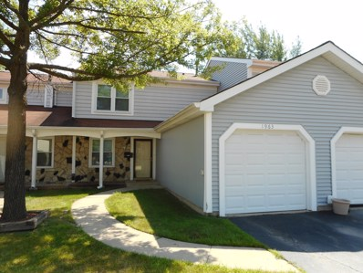 1963 Georgetown Lane, Hoffman Estates, IL 60169 - MLS#: 10016596