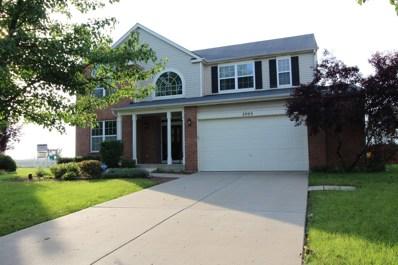 2003 Fairfield Drive, Plainfield, IL 60586 - MLS#: 10016710