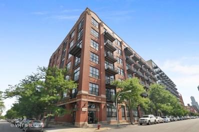 1250 W Van Buren Street UNIT 504, Chicago, IL 60607 - #: 10016818