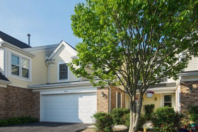 4893 Prestwick Place, Hoffman Estates, IL 60010 - #: 10016952