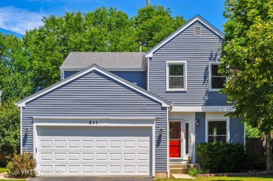 511 Barberry Road, Highland Park, IL 60035 - MLS#: 10016982