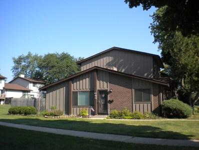 643 Forum Drive, Roselle, IL 60172 - MLS#: 10017011