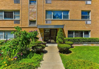 2205 W Highland Avenue UNIT 4N, Chicago, IL 60659 - #: 10017027