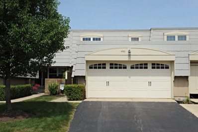 670 Versailles Circle UNIT E, Elk Grove Village, IL 60007 - #: 10017042