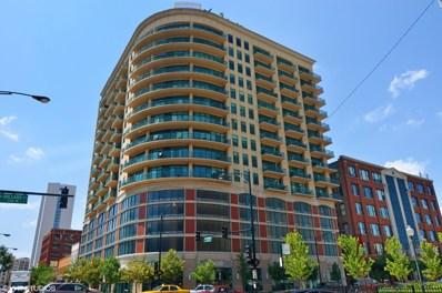 340 W Superior Street UNIT 1601, Chicago, IL 60654 - MLS#: 10017253
