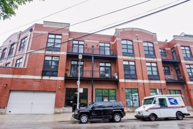 2089 W Wabansia Avenue UNIT 208, Chicago, IL 60647 - #: 10017325