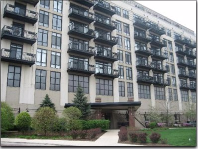 1524 S Sangamon Street UNIT 709, Chicago, IL 60608 - MLS#: 10017439