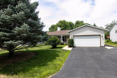 207 Brandywine Drive SOUTH EAST, Poplar Grove, IL 61065 - MLS#: 10017467