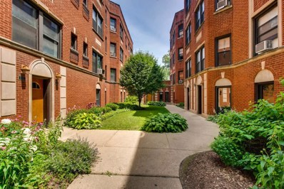 7009 N Wolcott Avenue UNIT 2, Chicago, IL 60626 - MLS#: 10017545
