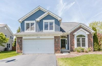 1710 Arbordale Lane, Algonquin, IL 60102 - #: 10017587