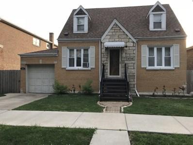 4734 S Ridgeway Avenue, Chicago, IL 60632 - MLS#: 10017649