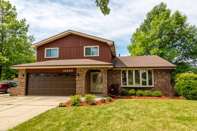 14520 S Holm Court, Homer Glen, IL 60491 - MLS#: 10017976